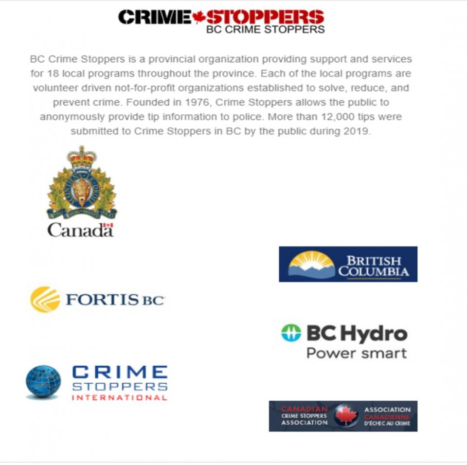 BC Crime Stoppers